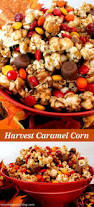 Thanksgiving Game Ideas For Adults Harvest Caramel Corn Recipe Caramel Corn Thanksgiving Parties