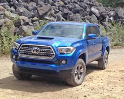 toyota truck deals 2016 toyota tacoma this model rules mid size truck market drive