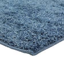 tapis shaggy tapis de salon shaggy bleu 160x230cm monbeautapis com