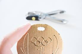 halloween medals diy olympic medals for kids project nursery