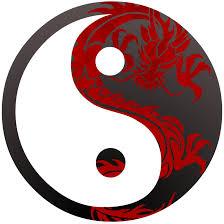 ying yang sun stencil tag clip library