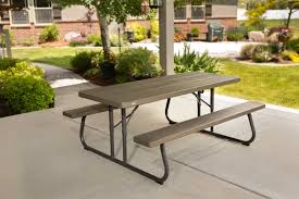 Lifetime Adjustable Table Beautiful Lifetime Folding Picnic Table T3xhl Formabuona Com