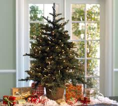 mini christmas tree ornaments christmas lights decoration