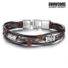 fossil bracelet men images Fossil leather bracelets for women caymancode jpg