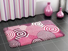 Pink Bathroom Rugs And Mats Pink Bath Rugs Http Modtopiastudio Choosing The Tropical
