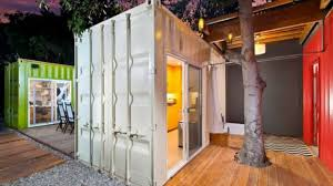 shipping container home builders los angeles youtube