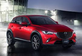 mazda small car 2016 mazda cx 3 is a crispy looking small cuv 50 photos u0026 video