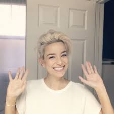 what kind of hair is used for pixie braid 4 227 likes 42 comments short hairstyles pixie cut