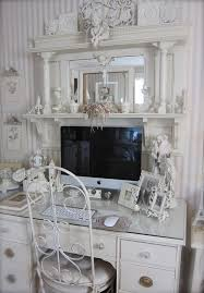 chic office decor 117 best new shabby chic girl cave home office decor ideas images on