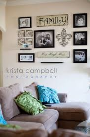 Interior Design In Living Room Best 25 Family Wall Photos Ideas On Pinterest Galleries Photo