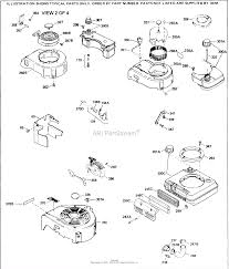 tecumseh snowblower engine parts diagram pictures to pin on