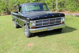Ford Vintage Truck - completely restored 1968 ford f 100 ranger vintage truck for sale