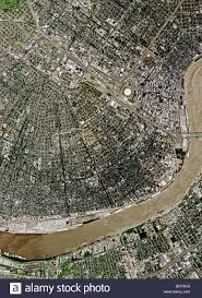 Louisiana Mississippi Map by Aerial Map View Above New Orleans Louisiana Mississippi River