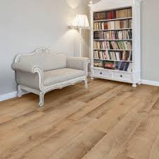 Allure Laminate Flooring Allure Isocore Golden Oak Light 8 7 In X 47 6 In Luxury Vinyl