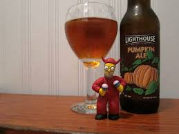 Dogfish Pumpkin Ale by Pumpkin Beer The Parting Glass