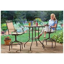 Patio Bar Height Tables Uncategorized Patio Furniture Bar Height Table With 4 Wicker