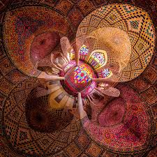 Beautiful Art Pictures by Kaleidoscopic Panoramas Showcase Iran U0027s Most Beautiful