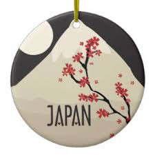 japanese ornaments keepsake ornaments zazzle