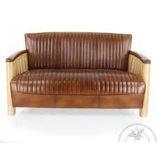 canap cuir cognac canapé cuir marron vintage bois naturel cognac saulaie