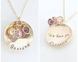 custom personalized jewelry personalized jewelry etsy