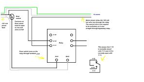 wiring diagrams 12v relay diagram motor relay circuit 240v relay