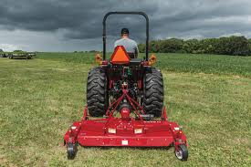 finish mowers for tractors case ih