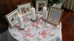wedding memorial 16 delightful memorial candles for weddings diy wedding 50445