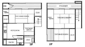 Japanese Home Design Plans by Beautiful Japanese Floor Plan 4 Japanese Modern Floor Plans
