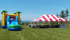 party rentals michigan traverse city wedding and party rentals traverse city michigan