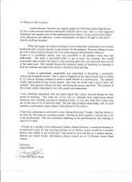 reference letter for student teacher best resume gallery