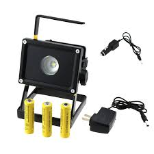 10w rechargeable flood light portable 10w rechargeable led floodlights white light led flood l