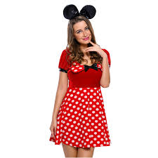 Minnie Mouse Halloween Costume Cheap Mouse Halloween Costumes Aliexpress