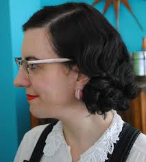 Roller Set Hairstyles 27 Best Historic Vintage Hairstyles Images On Pinterest