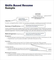Download First Resume Template Haadyaooverbayresort Com by Sample Skill Based Resume Nonsensical Communication Skills Resume