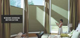 window covering motorization in sarasota m u0026 m wallcoverings