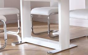 White Gloss Extendable Dining Table Adorable White Extending Dining Tables Luxury Home Design Styles