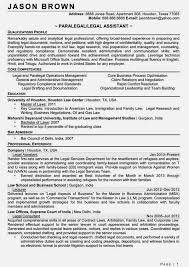 Beginner Resume Templates Best Entry Level Paralegal Resume Template U2013 Resume Template For Free
