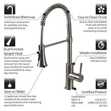 standard kitchen sink faucet how to clean kitchen sink faucet thecarpets co
