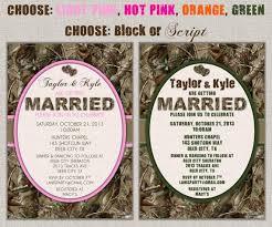 Camouflage Wedding Invitations 12 Best Camo Wedding Invites Images On Pinterest Wedding Stuff