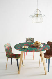 Collapsing Dining Table Twenty Dining Tables That Work Great In Small Spaces Living In A