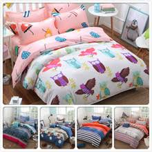 buy owl duvet cover and get free shipping on aliexpress com