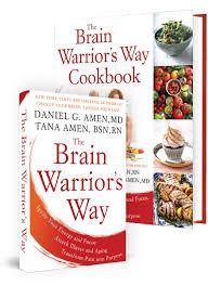 dr daniel amen and tana amen u0027s brain warrior u0027s way bundle