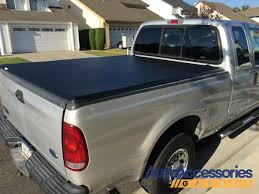 Ford Raptor Bed Cover - 2009 2014 ford f150 tonnopro tri fold soft tonneau cover