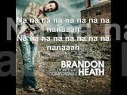 Get Comfortable Don U0027t Get Comfortable Brandon Heath With Lyrics Youtube