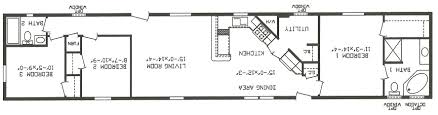 single home floor plans bedrooms bedroom bath single wide mobile home inspirations with 3