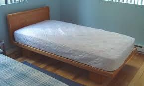 build a twin xl platform bed frame plans u2014 modern storage twin bed