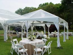 wedding tents rustic country wedding rental depot