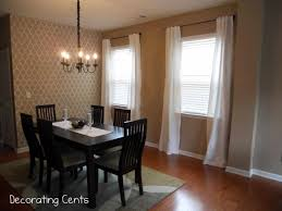 dining room curtains design in aarons hotel for your curtain ideas
