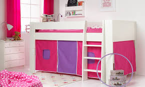 girls u0027 bed tents tent cabin beds for girls room to grow