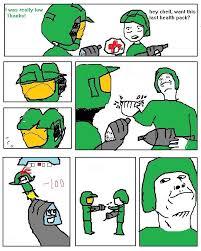 Card Crusher Meme - card crusher master cheif